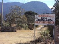 Entrada a Zona Arqueologica, Huamango_1024x768