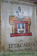 San Mateo Ixtacalco Escudo