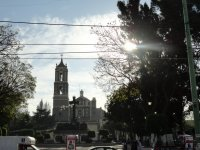 Amaneciendo en Cuautitlan