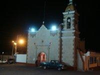 Huixquilucan Iglesia San Martin Caballero 01