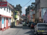 Calle Centro Mexicaltzingo