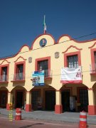 Palacio Municipal Mexicaltzingo