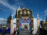 Parroquia de San Bartolome Apóstol, Otzolotepec 10
