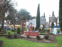 Parroquia de San Bartolome Apóstol, Otzolotepec 3