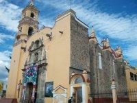 Parroquia de San Bartolome Apóstol, Otzolotepec 6