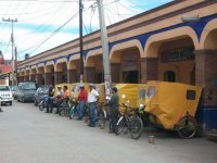 BiciTaxis, Otzolotepec 1