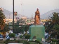 Monumento Sor Juana Ines de La Cruz