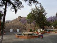 Piramide de Tenayuca 17