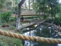 Entrada Cascada Velo de Novia
