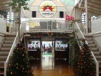 Presa Valle de Bravo - Restaurante Flotante