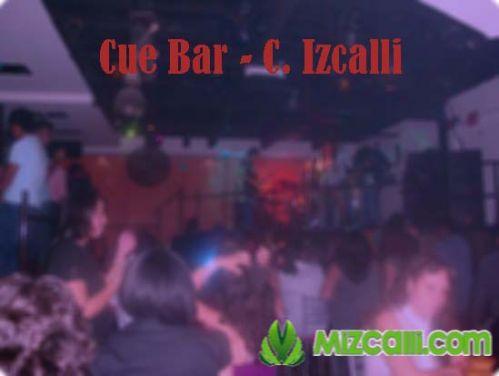Cue Bar - Izcalli