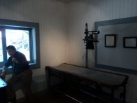 Encargado del Museo de Mineria, El Oro_1024x768