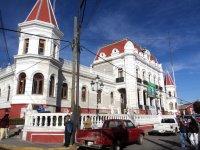 Palacio Municipal en reparación, El Oro_1024x768