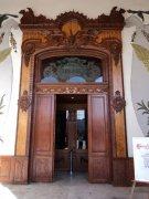 Puerta del Teatro Juarez, El Oro_576x768