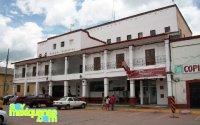 Zocalo y Palacio Municipal
