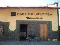 Casa cultura y museo