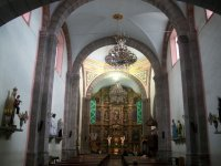Parroquia de San Bartolome Apóstol, Otzolotepec 2