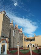 Parroquia de San Bartolome Apóstol, Otzolotepec 4
