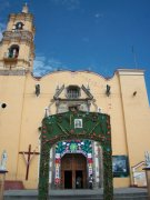 Parroquia de San Bartolome Apóstol, Otzolotepec 8