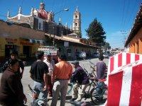 BiciTaxis, Otzolotepec 2