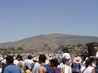 Pïramide de la Luna y Plaza