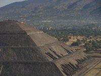 Vista Aerea Piramide del Sol 02