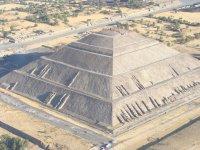 Vista Aerea Piramide del Sol 04