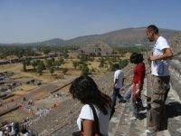 Vista a Piramide de La Luna 03