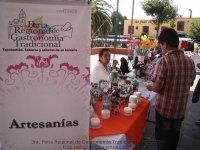 Artesanias en la Feria