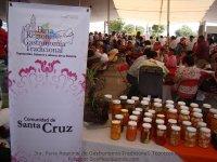 Expositor Comunidad de Santa Cruz