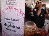 Expositor Delegacion Magdalena Contreras