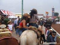 Paseos en la Feria del Caballo 2011