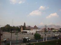 Catedral Corpus Christi Tlalnepantla y explanada