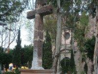 Cruz Catedral Corpus Christi de Tlalnepantla 03