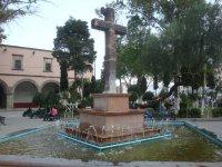 Cruz Catedral Corpus Christi de Tlalnepantla