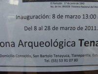 Direccion Museo Xolotl